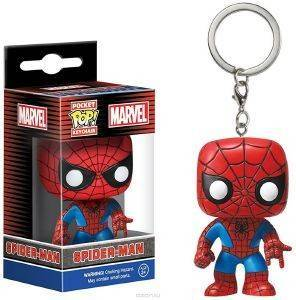 POCKET POP! MARVEL - SPIDER-MAN BOBBLE-HEAD FIGURE KEYCHAIN