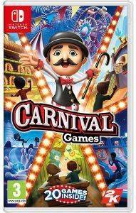 NSW CARNIVAL GAMES (CODE IN BOX)