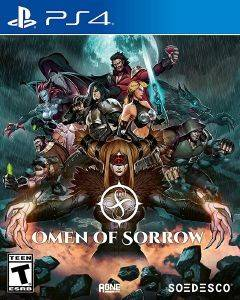 PS4 OMEN OF SORROW