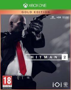 XBOX1 HITMAN 2 - GOLD EDITION