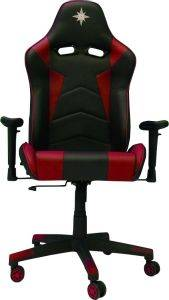 AZIMUTH GAMING CHAIR 168S BLACK/RED