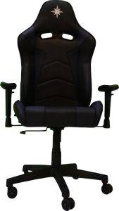 AZIMUTH GAMING CHAIR 168S BLACK
