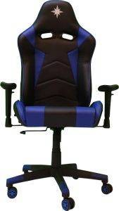 AZIMUTH GAMING CHAIR 168S BLACK/BLUE