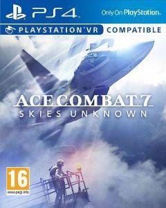 PS4 ACE COMBAT 7: SKIES UNKNOWN [PSVR]