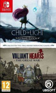 NSW CHILD OF LIGHT AND VALIANT HEARTS DOUBLE PACK
