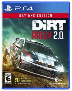 DIRT RALLY 2.0 -  DAY ONE EDITION PS4