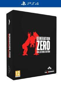 GENERATION ZERO - COLLECTOR'S EDITION PS4