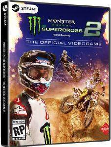 PC MONSTER ENERGY SUPERCROSS 2