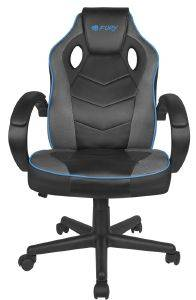 FURY NFF-1353 AVENGER S GAMING CHAIR BLACK/GREY