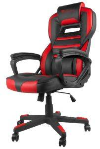 GENESIS NFG-1363 NITRO 350 GAMING CHAIR BLACK/RED