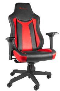 GENESIS NFG-1365 NITRO 790 GAMING CHAIR BLACK/RED
