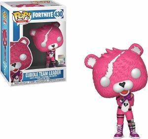 POP! GAMES: FORTNITE - CUDDLE TEAM LEADER 430 VINYL FIGURE