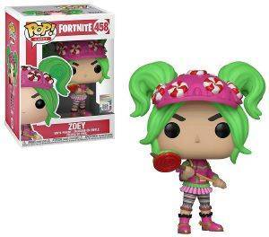 POP! GAMES: FORTNITE - ZOEY 458 VINYL FIGURE