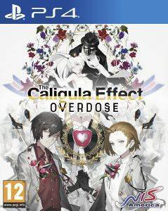PS4 THE CALIGULA  EFFECT: OVERDOSE