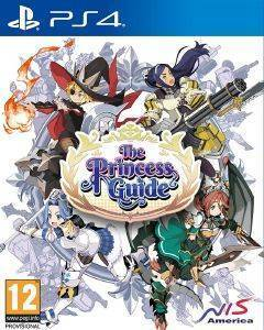 PS4 THE PRINCESS GUIDE