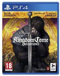 PS4 KINGDOM COME DELIVERANCE - ROYAL EDITION