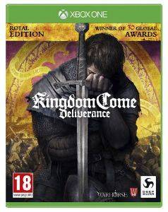 XBOX1 KINGDOM COME DELIVERANCE - ROYAL EDITION