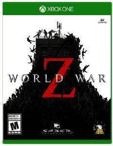 XBOX1 WORLD WAR Z