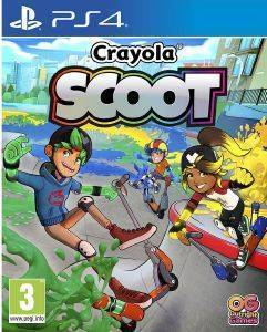 PS4 CRYOLA SCOOT