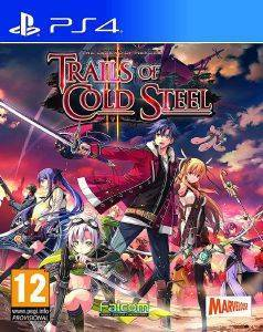PS4 THE LEGEND OF HEROES: TRAILS OF COLD STEEL II