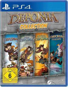 PS4 DEPONIA COLLECTION