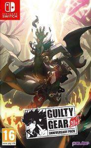 NSW GUILTY GEAR XX ACCENT CORE 20TH ANNIVERSARY PACK - D1 EDITION