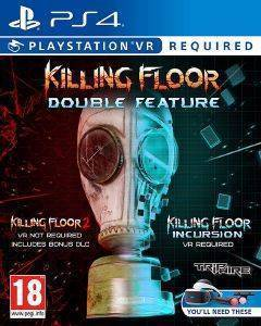 PS4 KILLING FLOOR DOUBLE FEATURE