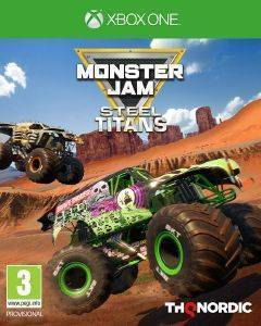 XBOX1 MONSTER JAM STEEL TITANS - COLLECTOR'S EDITION