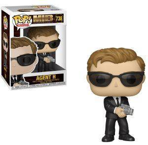 FUNKO POP! MOVIES: MEN IN BLACK INTERNATIONAL - AGENT H 738 VINYL FIGURE