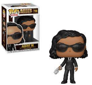 FUNKO POP! MOVIES: MEN IN BLACK INTERNATIONAL - AGENT M 739 VINYL FIGURE