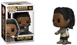 FUNKO POP! MOVIES: MEN IN BLACK INTERNATIONAL - ALIEN TWINS 741 VINYL FIGURE
