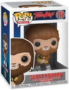 POP! MOVIES: TEEN WOLF - SCOTT 772 VINYL FIGURE (41400)