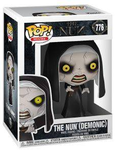 POP! MOVIES: THE NUN - DEMONIC NUN 776 VINYL FIGURE