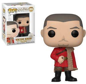FUNKO POP! HARRY POTTER - VIKTOR KRUM (YULE BALL) 89 VINYL FIGURE