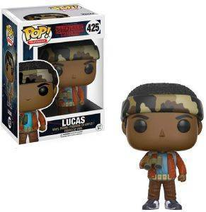 POP! TELEVISION: STRANGER THINGS - LUCAS 425 VINYL FIGURE