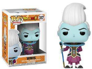 POP! ANIMATION: DRAGON BALL SUPER - WHIS 317 VINYL FIGURE