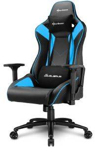 SHARKOON ELBRUS 3 GAMING CHAIR BLACK/BLUE
