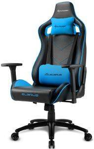 SHARKOON ELBRUS 2 GAMING CHAIR BLACK/BLUE