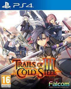 PS4 THE LEGEND OF HEROES: TRAILS OF COLD STEEL III - EARLY ENROLLMENT EDITION