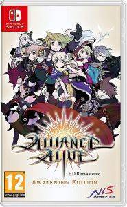 THE ALLIANCE ALIVE: HD REMASTERED - AWAKENING EDITION