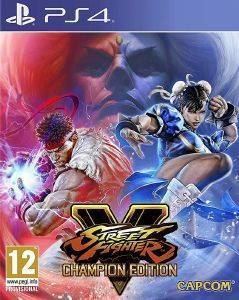 PS4 STREET FIGHTER V - CHAMPION EDITION