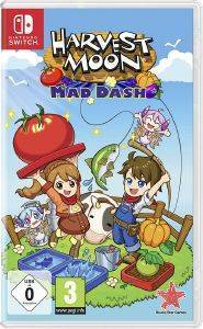NSW HARVEST MOON: MAD DASH