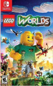 NSW LEGO WORLDS (FEATURES 2 BONUS PACK)
