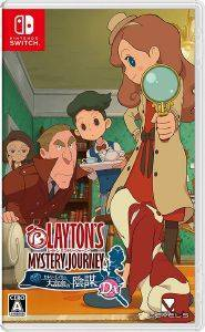 NSW LAYTONS MYSTERY JOURNEY: KATRIELLE AND THE MILLIONAIRES CONSPIRACY - DELUXE EDITION