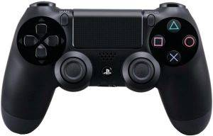 PS4 DUALSHOCK 4 WIRELESS CONTROLLER V2 BLACK