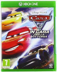 XBOX1 CARS 3: DRIVEN TO WIN