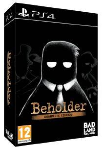 PS4 BEHOLDER - COMPLETE EDITION