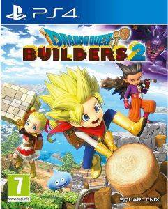 PS4 DRAGON QUEST: BUILDERS 2