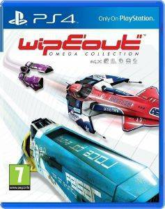 PS4 WIPEOUT: OMEGA COLLECTION (PSVR COMPATIBLE)