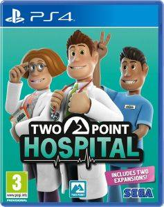 PS4 TWO POINT HOSPITAL